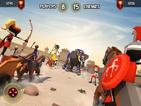 Persian Rise Up Battle Sim screenshot 7