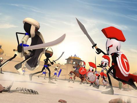 Persian Rise Up Battle Sim screenshot 8