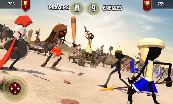 Persian Rise Up Battle Sim poster
