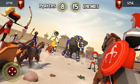 Persian Rise Up Battle Sim screenshot 1