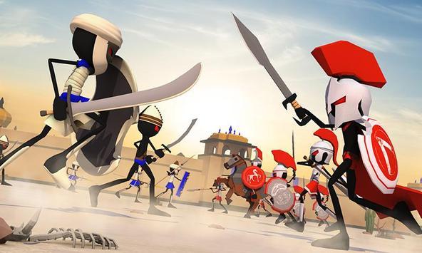 Persian Rise Up Battle Sim screenshot 2