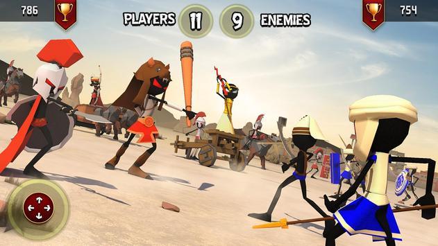 Persian Rise Up Battle Sim screenshot 3