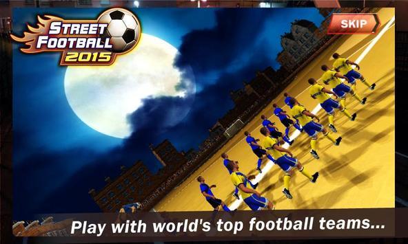 Street Football 2015 poster