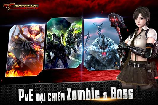 CrossFire: Legends apk screenshot