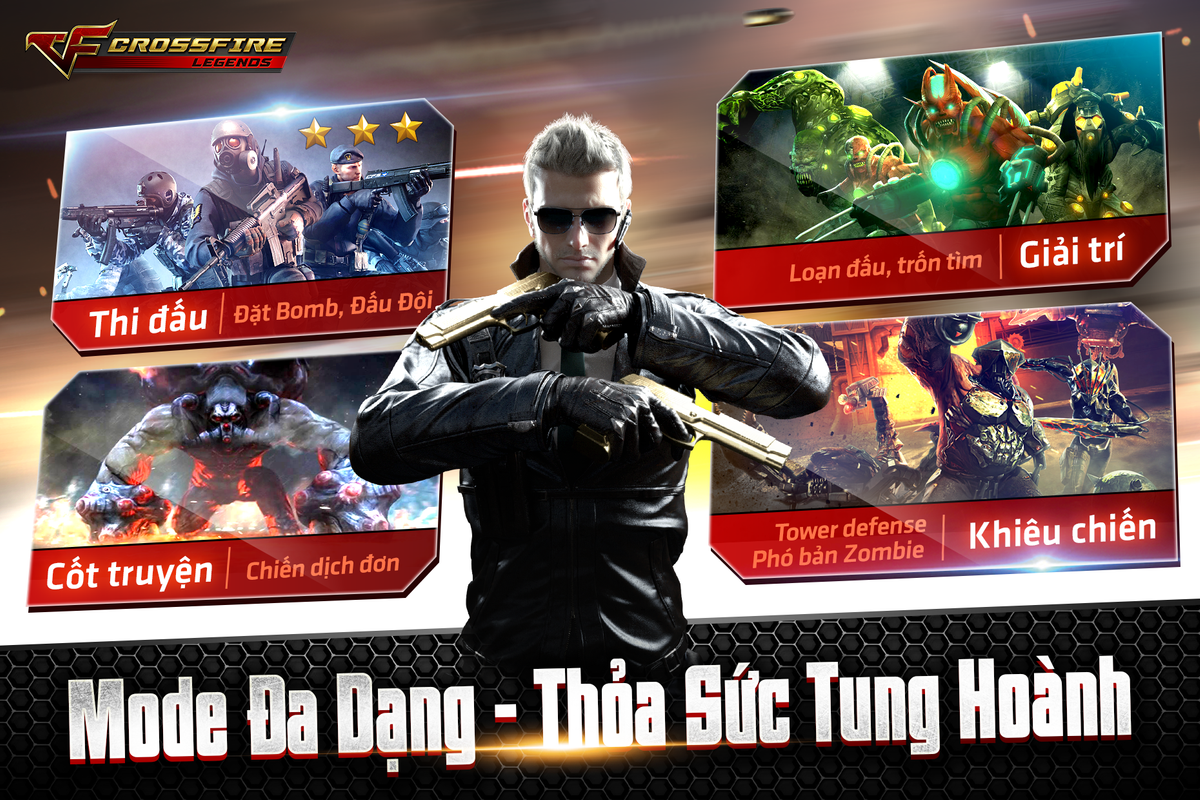 Crossfire Legends For Android Apk Download