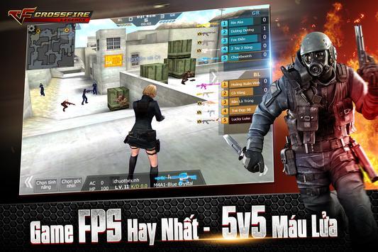 CrossFire: Legends apk imagem de tela