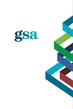 GSA Events poster