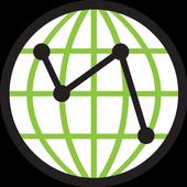 GSatTrack Mobile icon
