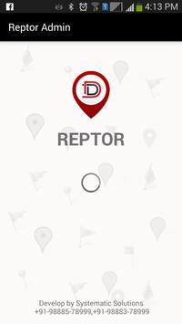 Reptor Admin poster