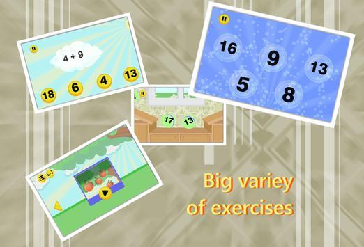 Maths for kids screenshot 8