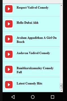 Tamil Popular Vadivelu Comedies screenshot 3