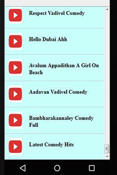 Tamil Popular Vadivelu Comedies screenshot 5
