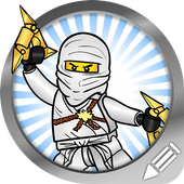 Download Game Family action android How to Draw: Lago Ninjago hot
