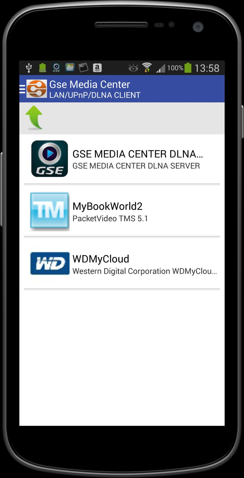 GSE MEDIA CENTER (DLNA/CLOUD) for Android - APK Download