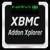 XBMC/KODI ADDONS EXPLORER icon