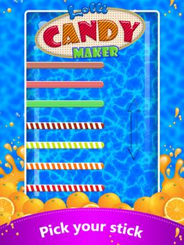 Lolli Candy Maker Pop Fun screenshot 3