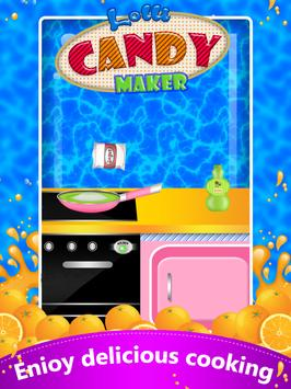 Lolli Candy Maker Pop Fun screenshot 7
