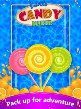 Lolli Candy Maker Pop Fun screenshot 5