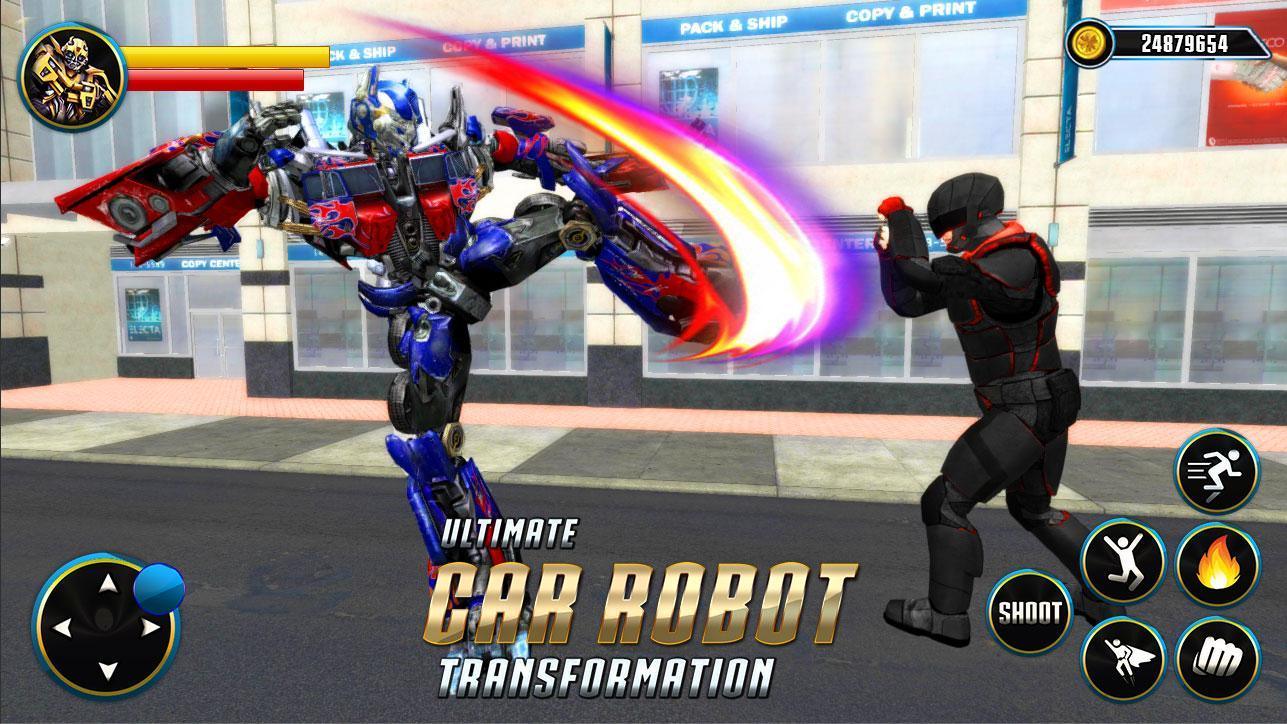 Real robot fighting vs flying car games – this domain is for sale!