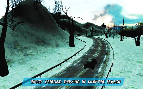 Offroad 4x4 Truck driving 3D screenshot 2
