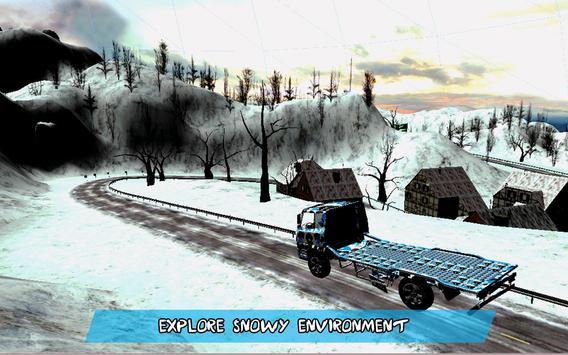 Offroad 4x4 Truck driving 3D screenshot 3