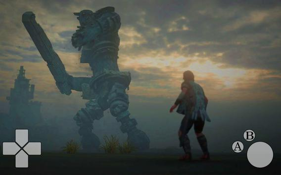Gian Shadow of Colossus Mini poster