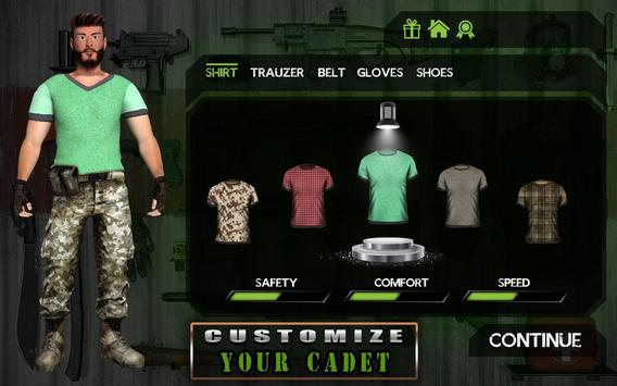 US Army Cadets Training Game screenshot 13