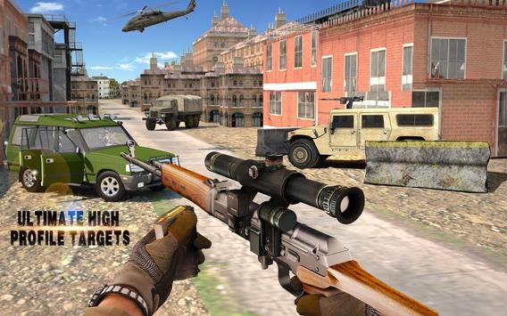 Real Sniper Shooter Warrior 3d screenshot 2