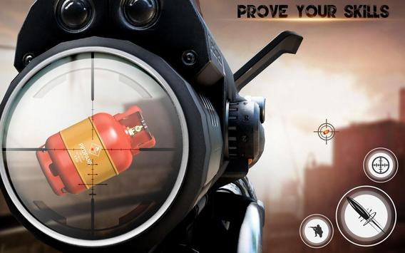 Real Sniper Shooter Warrior 3d screenshot 6