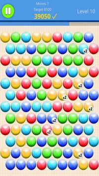 Connect Bubbles Classic apk screenshot