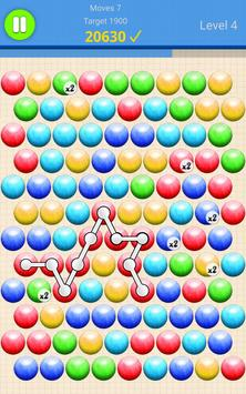 Connect Bubbles ™ Classic apk screenshot