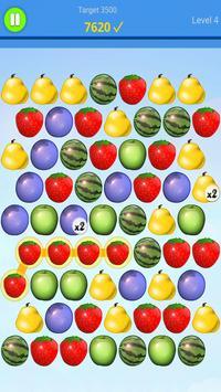 Connect Fruits Free apk screenshot