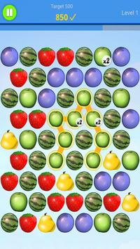 Connect Fruits screenshot 1