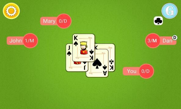 Euchre Mobile 📱 apk screenshot