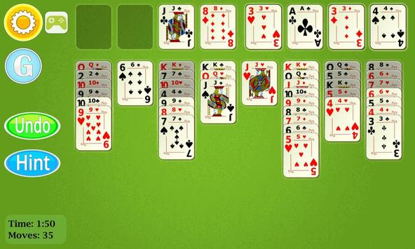 FreeCell Solitaire Mobile poster