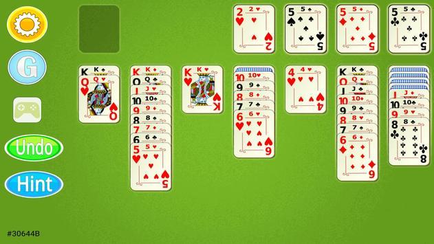 Solitaire Mobile apk screenshot