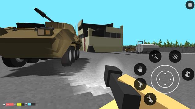Multicraft HD: story mode screenshot 1