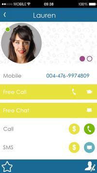 iVoip App apk screenshot