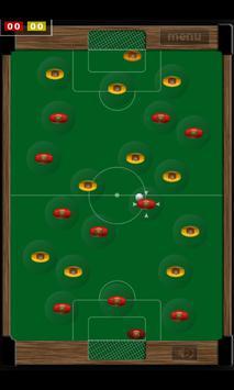 Soccer On The Table apk screenshot