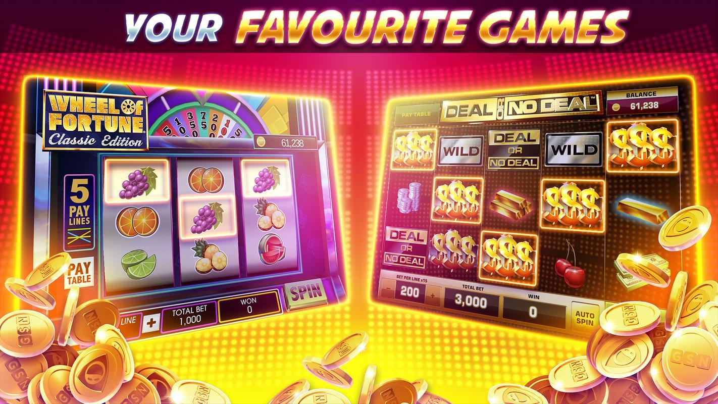 free casino online slot games