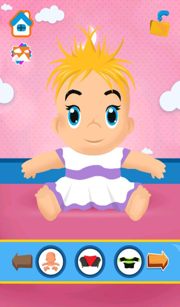 Juegos De Vestir Bebés For Android Apk Download