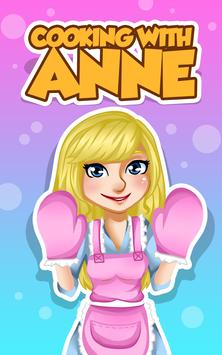 Cooking Anne Games poster