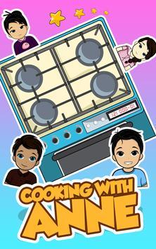 Cooking Anne Games screenshot 2