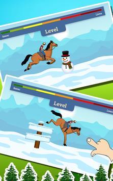 Horses and Jump Game apk screenshot