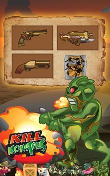 Kill Monsters apk screenshot