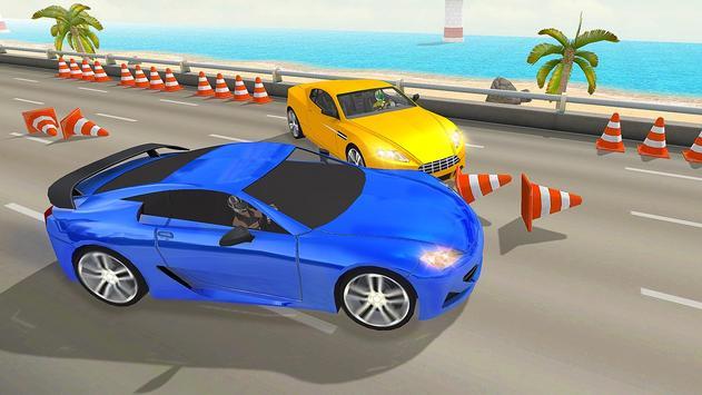 City GT Racing Car Drag apk screenshot