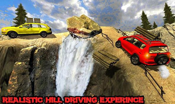 Offroad Truck Uphill Drive poster