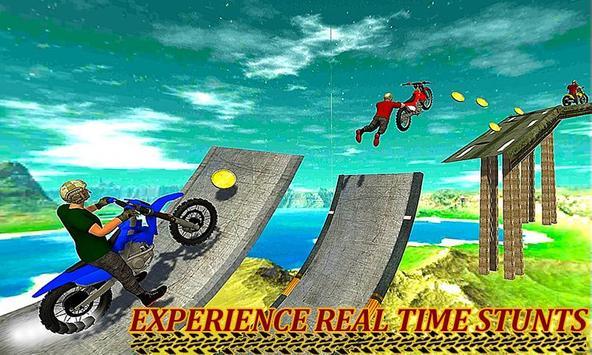 Jumping Moto Bike Stunts apk screenshot