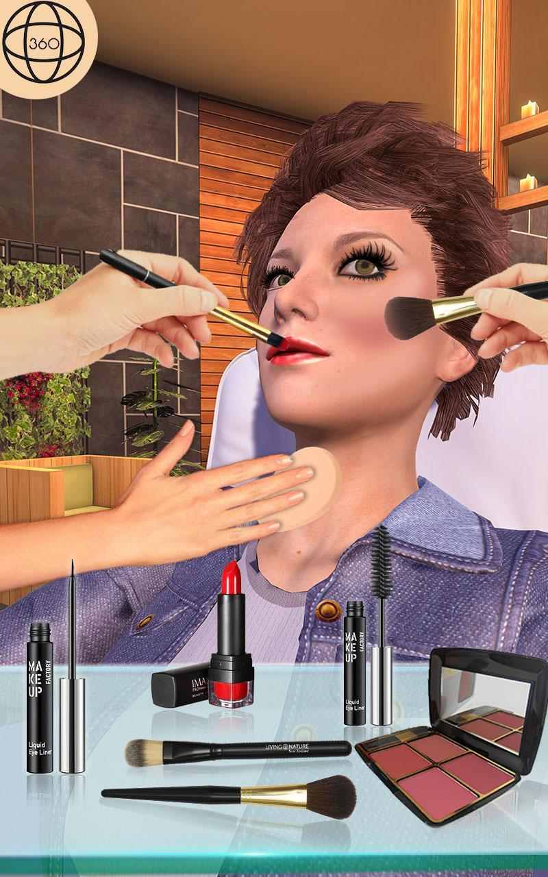 women cosmetics download games for