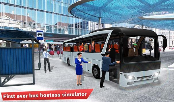 Virtual girl tourist bus waitress jobs : Dream Job screenshot 12